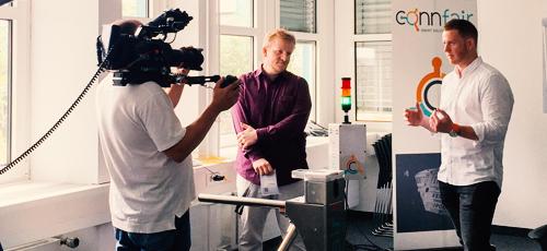 Connfair Interview RTL